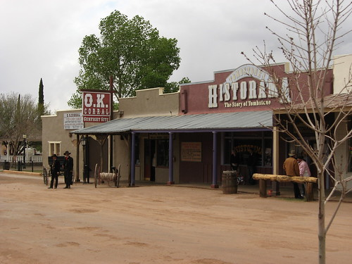 O.K. Corral, Tombstone, Arizona