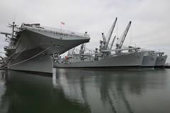 USS Hornet, Mar 2009