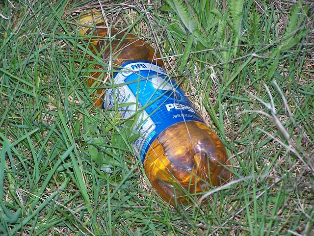 processed Pepsi