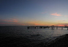 Labrador Park Sunset Panorama