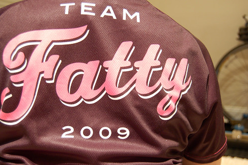 Twin Six - Team Fatty Jersey