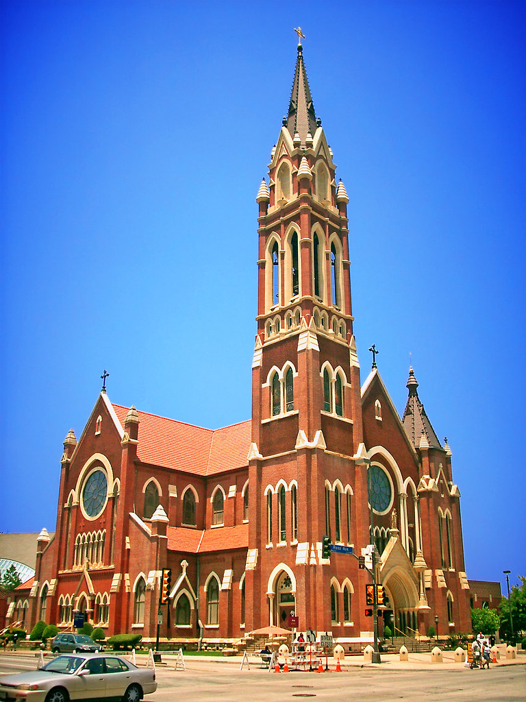 Cathedral Santuario De Guadalupe Dallas Flickr Photo