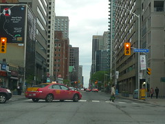 Toronto-Bloor & Sherbourne