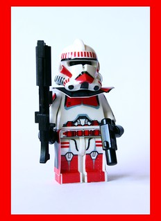 Custom Lego EP3 Commander Thire $31.99 (front view)