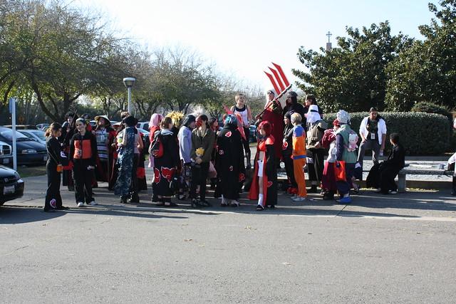 Naruto Gathering