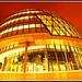 Golden City Hall of London at Night by david gutierrez [ www.davidgutierrez.co.uk ]