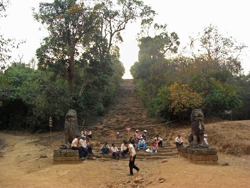 Phnom Bakheng / プノン・バケン