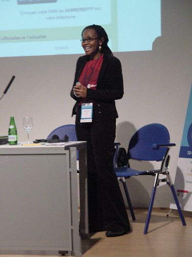 Julianna Rotich, directora de www.ushahidi.com