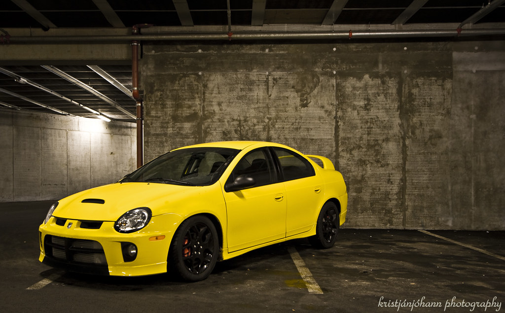 SRT-4 '03 'YELLOW' - a photo on Flickriver