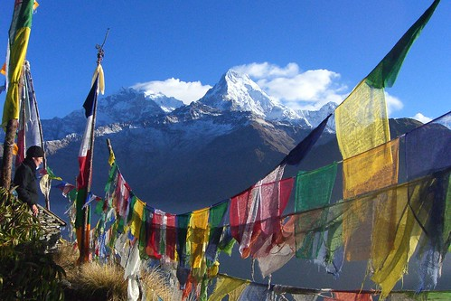 The Annapurna's Nepal