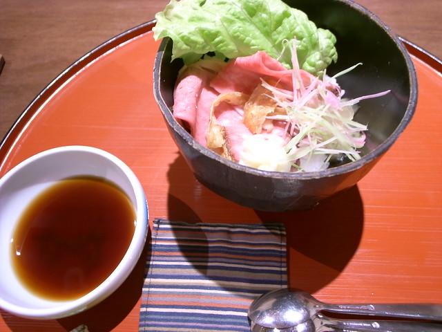 Photo:Roastbeef over rice By aPeaceofCake