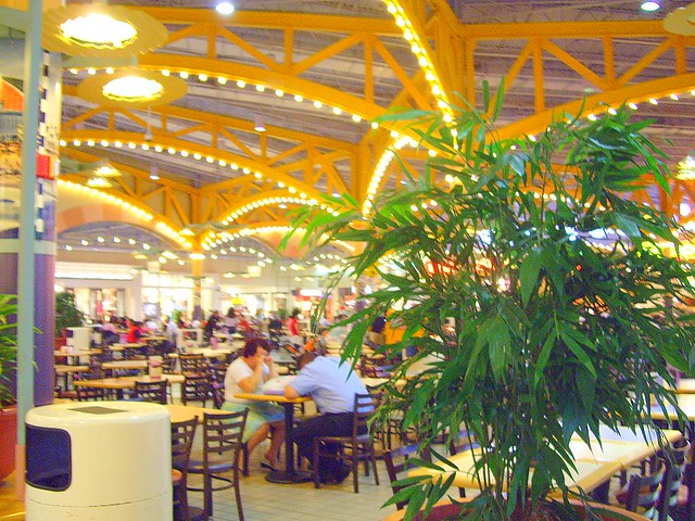 Food Court At The Monmouth Mall Flickr Photo Sharing