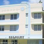 Pastel hotel