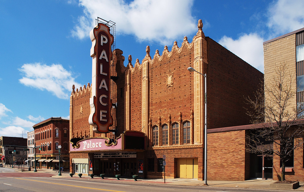 The Palace Theater by tbower