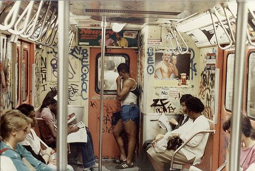 Subway insides