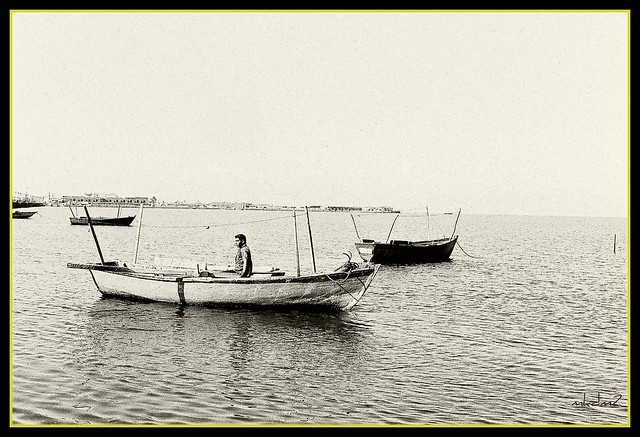 Lake Qarun, Egypt