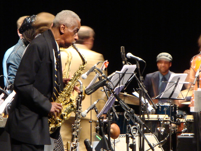 Roscoe Mitchell - Jazz Instrumental | Flickr - Photo Sharing!