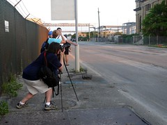 Photowalkers in action