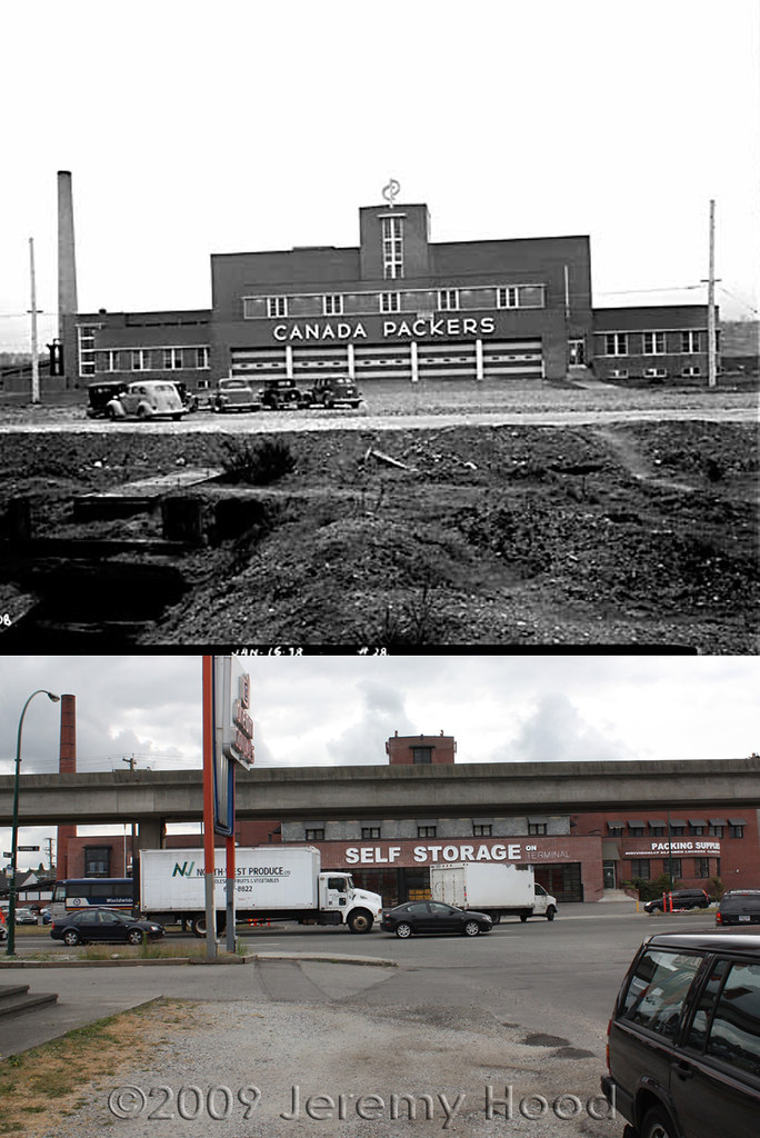 Canada Packers Building - 1938/2009