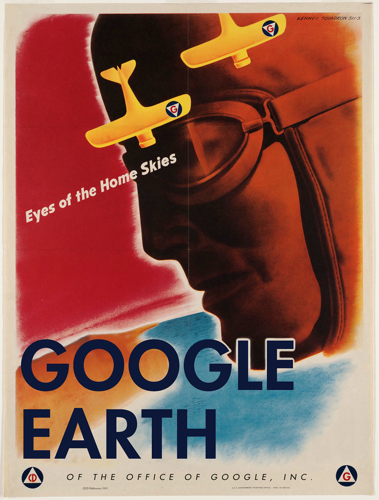 WWIII Propaganda: Google Earth