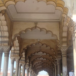 4599571512 Airy Varandah at Agra Fort
