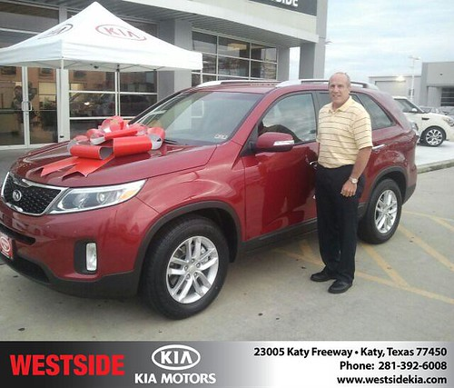 #HappyBirthday to Darwin Rod from Gil Guzman and everyone at Westside Kia! by Westside KIA