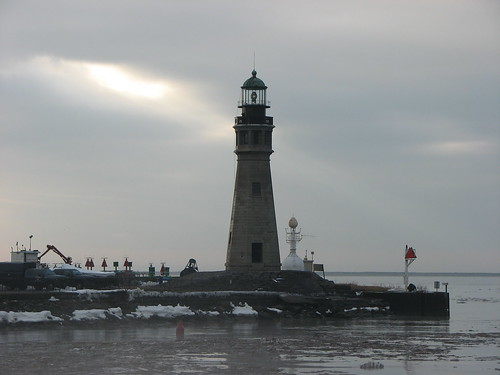Buffalo, New York - Buffalo Main Lighthouse