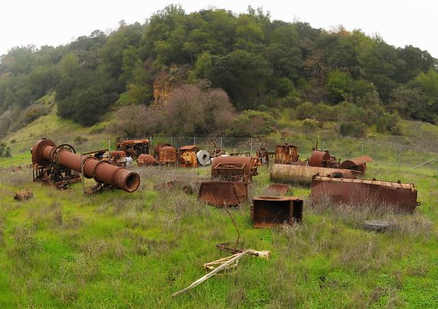 Rusty Mining Tools