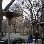 Madison Square Park January 2009