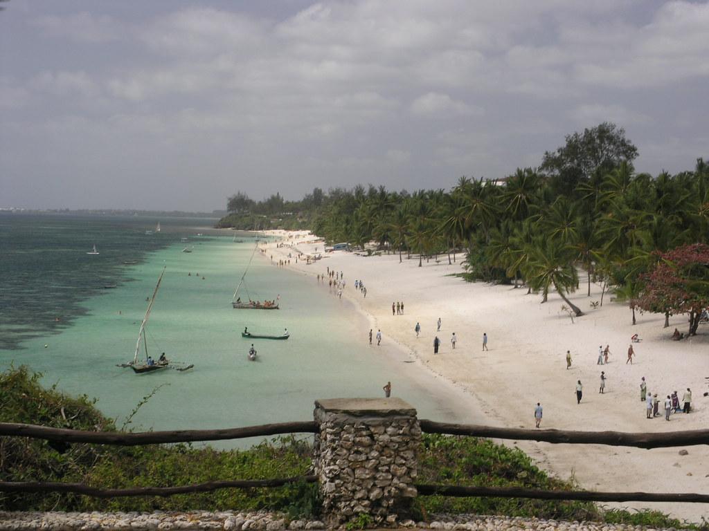 пляж шанзу