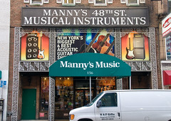Manny's Music