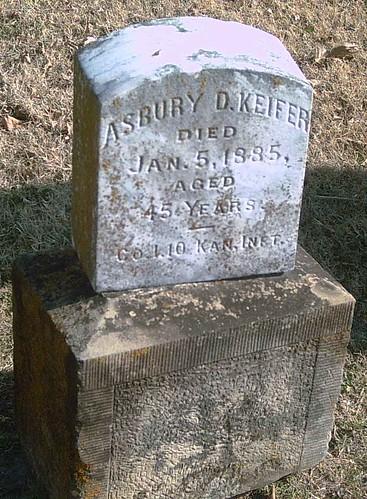 Asbury D. Keifer