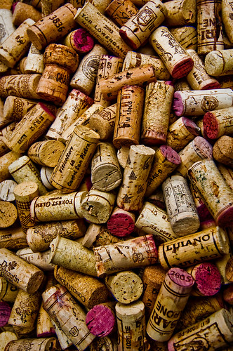 Wine Cork by dougoo6