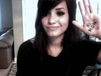 Demi Lovato on Demi Lovato Hi Mom   Flickr   Photo Sharing