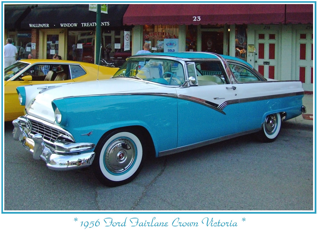 1956 ford crown victoria by sjb4photos all rights reserved. Cars Review. Best American Auto & Cars Review