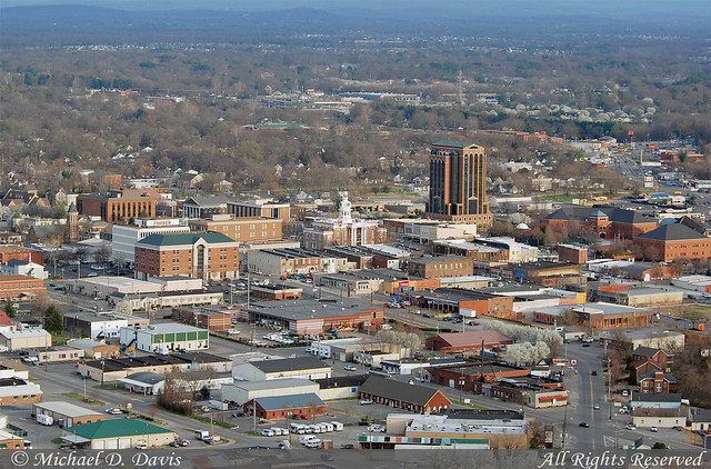 Murfreesboro Tennessee Aerial Flickr Photo Sharing