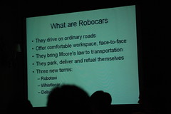 What are Robocars?