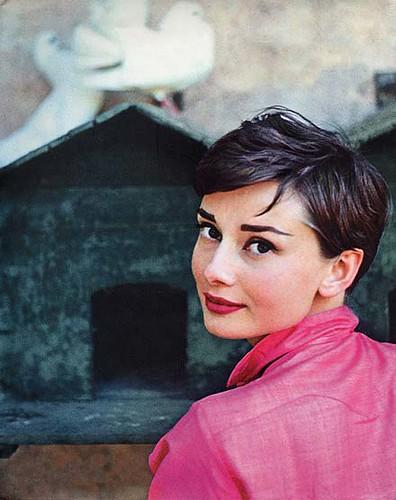 #9- Audrey Hepburn