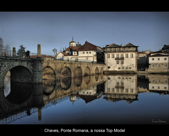 Ponte Romana - Chaves - Portugal