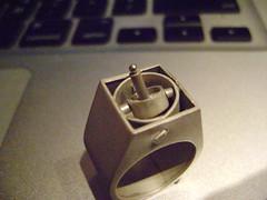 Gimbal ring
