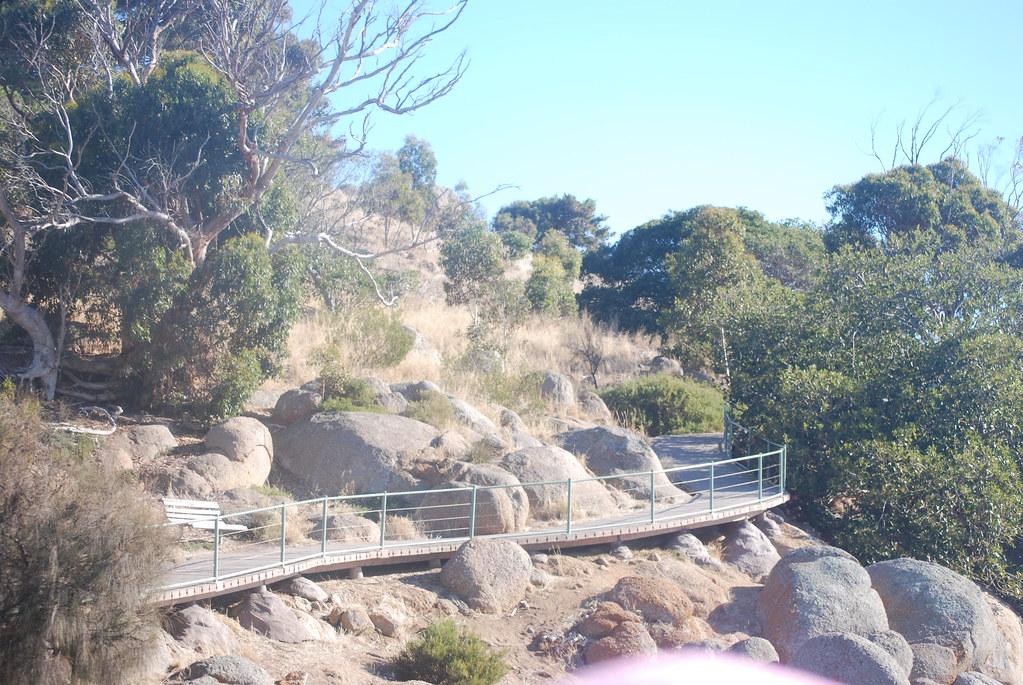 Walkway Along Kalki Trail