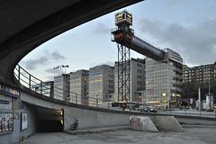 Katarinahissen, Stockholm