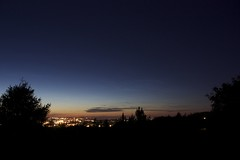 Noctilucent Clouds over Aberdeen