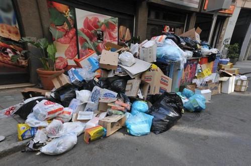 Palermo, continua emergenza rifiuti$