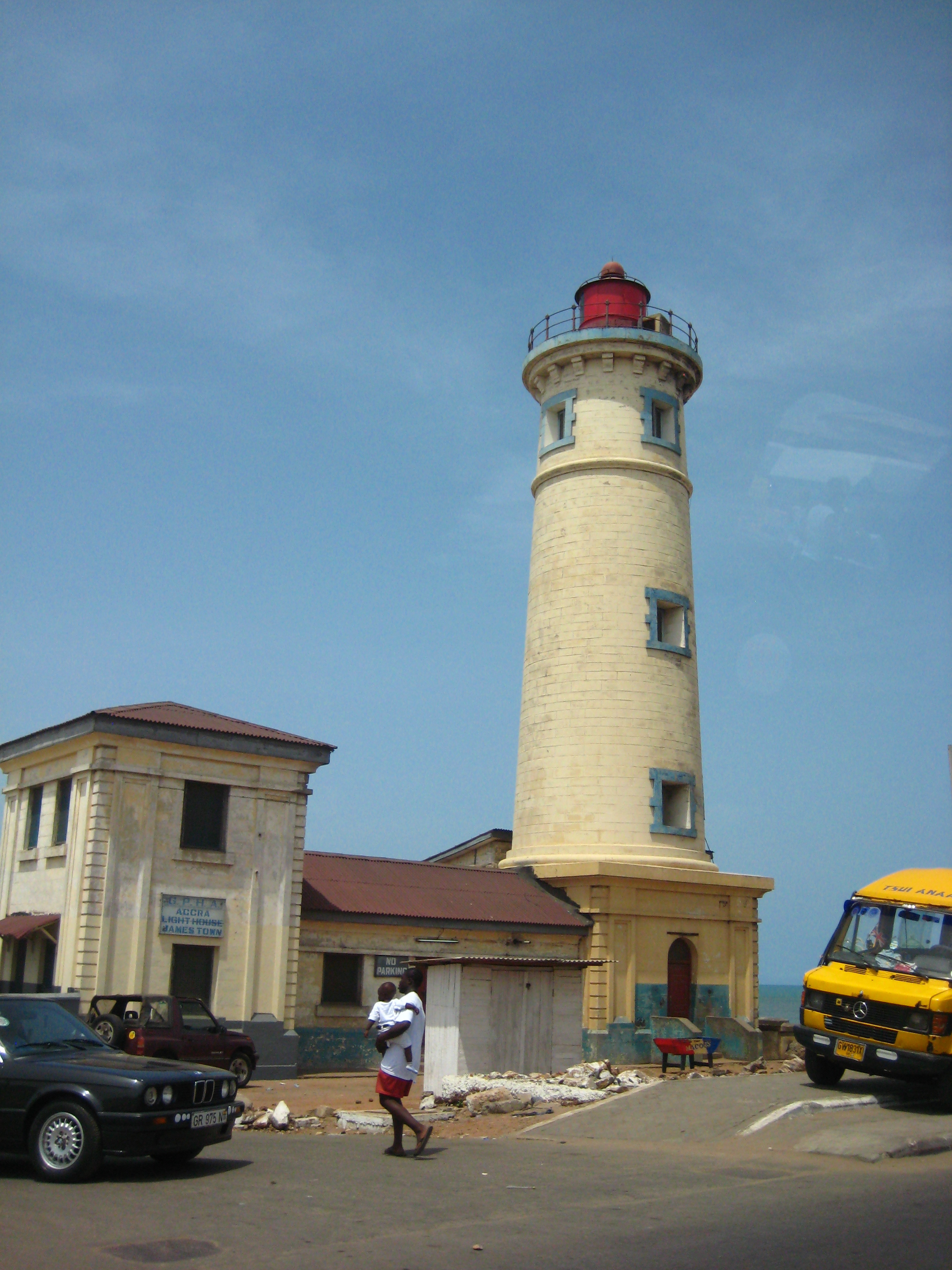Accra lighthouse