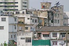Urban decay in Sukhumvit, Bangkok