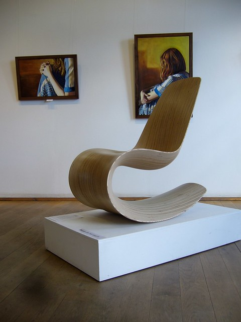 Savannah Rocker III Rocking Chair, ODEChair by Jolyon Yates