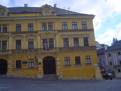 Banska Stiavnica, Eslovaquia