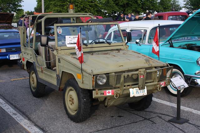 Jeep iltis bombardier 4x4