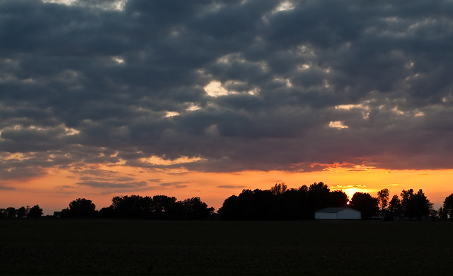 Indiana Sunset 4